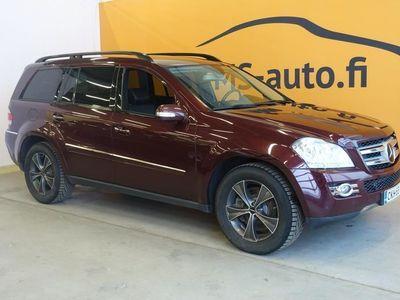 käytetty Mercedes GL420 CDI 4Matic A #Muistipenkit #Nahat #Kattoikkuna #Koukku #Navi #2xAlut #Siisti