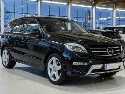 käytetty Mercedes ML350 BlueTec 4Matic AMG Line, Airmatic, LED ILS, Comand, Panorama *Korko 2,99%*