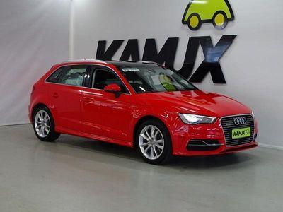 käytetty Audi A3 Sportback Business Sport 1,4 TFSI e-tron S tronic ** TULOSSA LIMINGANTULLIIN / PANORAMAKATTO / NAVI