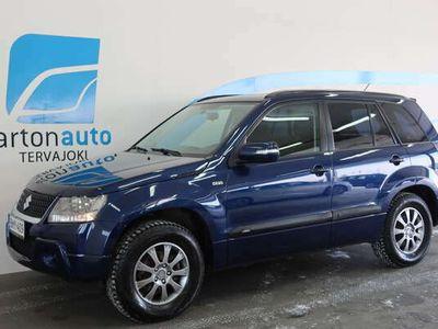 käytetty Suzuki Grand Vitara 1,9 DDiS SE 4WD dsi-vero 72,27euroa/vuosi