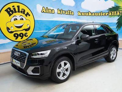 käytetty Audi Q2 1.6 TDI Proline Plus *KOUKKU / NAHAT / NAVI!* - *NYT ON OSTAJAN MARKKINAT!*