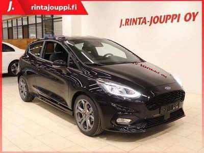 käytetty Ford Fiesta Van EcoBoost mHEV 125 hv M6 Sport 0 %