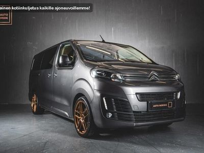 käytetty Citroën Spacetourer 2.0 BlueHDI 180 Shuttle VIP XL Business Aut
