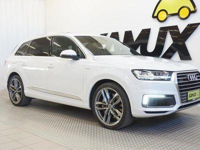 käytetty Audi Q7 Business 3,0 V6 TDI e-tron quattro tiptronic **BOSE,HUD,ADAPT.VAKKARI,PANORAMA YMS!!!***