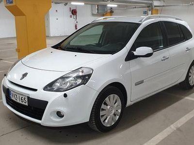 käytetty Renault Clio Tourer 1.5 dCi- 217tkm -kats 9.11.20