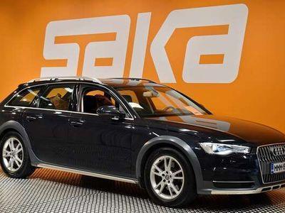 käytetty Audi A6 Allroad Business Sport 3,0 V6 TDI 160 kW quattro S tronic