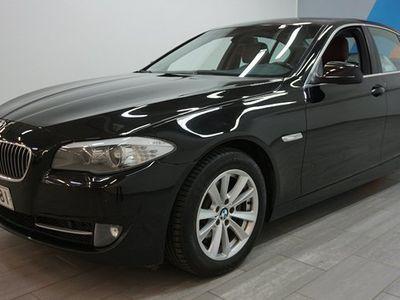 käytetty BMW 520 D Sport A F10 Sedan **KORKOTARJOUS**ILMAINEN KOTIINKULJETUS**