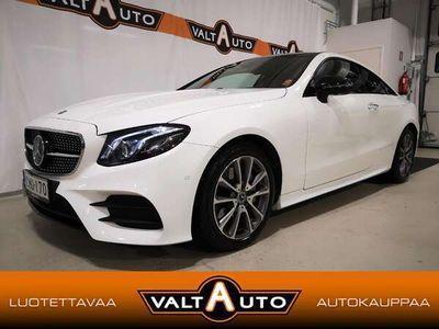 käytetty Mercedes E220 Coupé AMG-Line Night Package *Widescreen* Burmester* HUD* Distronic+* IHC+*