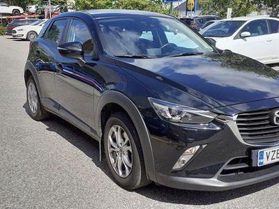 käytetty Mazda CX-3 2,0 (120) SKYACTIV-G Optimum 6AT EC2O