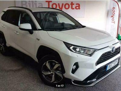 käytetty Toyota RAV4 Plug-in Hybrid 2,5 AWD-i Launch Edition - ** 75km sähköllä / 306hv / Navigointi / JBL / Adapt.cruis