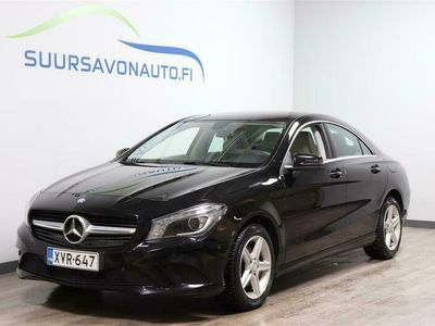 käytetty Mercedes CLA180 BE A Premium Business ** XENON / 1-OMISTAJA / SUOMI-AUTO / BLUETOOTH **
