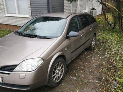 käytetty Nissan Primera 1.6 vm.2005 (ajoon/korjattavaksi)