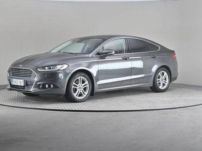 käytetty Ford Mondeo 2,0 TDCi 180hv PowerS Titanium 5D- Webasto, Navi, Peruutuskamera, ACC-