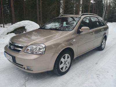 gebraucht Chevrolet Nubira 1.8 CDX STW kats.2/2020 saakka