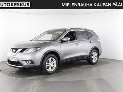 käytetty Nissan X-Trail dCi 177 Tekna 4WD Xtronic Moonroof