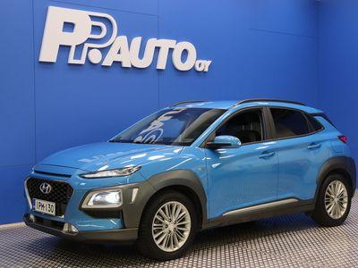 käytetty Hyundai Kona 1,6 hybrid 141 hv 6-DCT Style MY20 - 1000€:sta S-bonusta* Korko 0,99%**, 72 kk, ilman käsirahaa