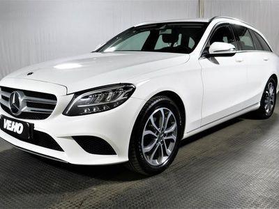 käytetty Mercedes C180 d T A Business **2 vuoden takuu**