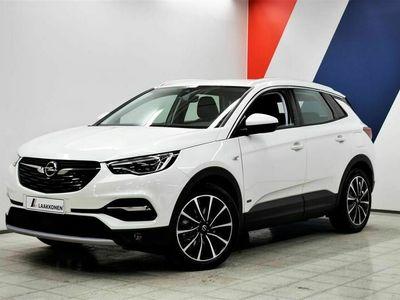 käytetty Opel Grandland X PHEV Innovation Plus Business 225 Turbo A8 FWD **Nahkaverhoilu, Innovation Driver-paketti!!**