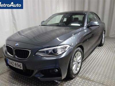 käytetty BMW 220 220 F22 Coupe d A Business M Sport