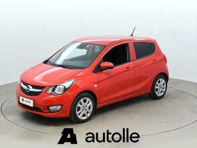 käytetty Opel Karl *NÄPPÄRÄ* 5ov Enjoy 1,0 Ecotec 55. Tarkastettuna, Rahoituksella, Kotiin toimitettuna!