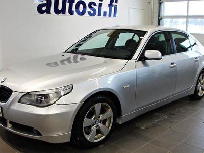käytetty BMW 530 d xDrive A E60 Sedan korkotarjous 1,49 %