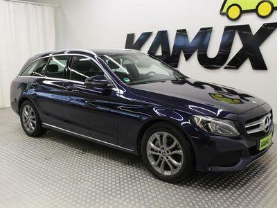 käytetty Mercedes C220 d T 9G-tronic Avantgarde / Tulossa myyntiin