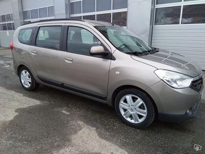 käytetty Dacia Lodgy 1,5 dCi Laureate 7-p 2013