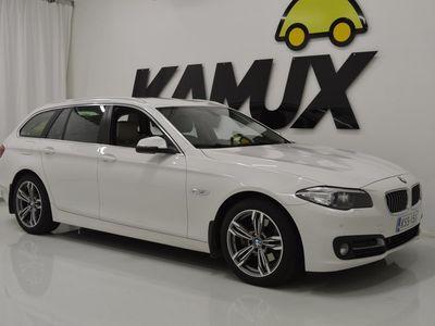 käytetty BMW 520 520 F11 Touring d A xDrive Exclusive Edition / Juuri haettu 2 vuoden leima! / SUOMI-auto / Sähkökontt