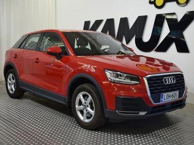käytetty Audi Q2 Business 1,0 TFSI 85 kW S tronic ultra / Xenon / Vakkari / Vetokoukku