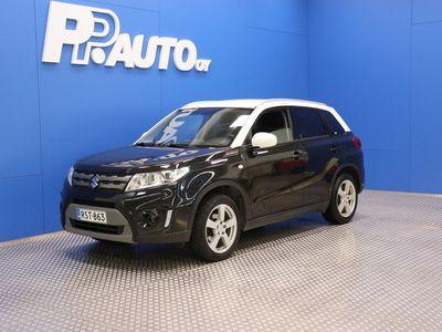 käytetty Suzuki Vitara 1,6 VVT 4WD GL+ 5MT - 1000€:sta S-bonusta* Korko 0,99%**, 72 kk, ilman käsirahaa