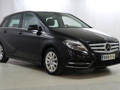 käytetty Mercedes B180 CDI BE A **Korko 1,95%+norm. kulut**