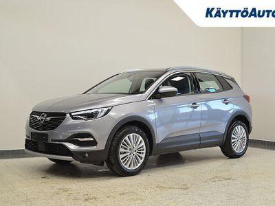 käytetty Opel Grandland X INNOVATION 1,2 TURBO AUTOMAATTI START/STOP 96 KW A