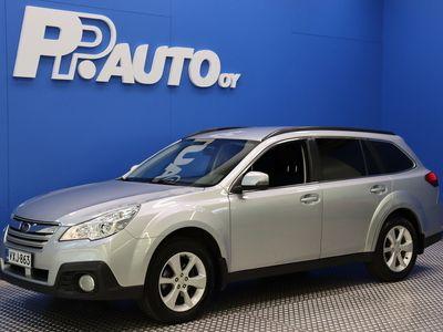 käytetty Subaru Outback 2,5i (PA) CVT - Korko 0,99% ja 1000€ S-bonuskirjaus! Rah. 72kk ilman käsirahaa!