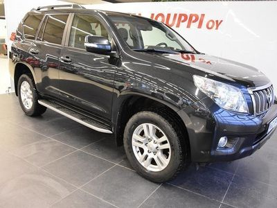 käytetty Toyota Land Cruiser 3,0 D-4D DPF Luxury aut. 5h