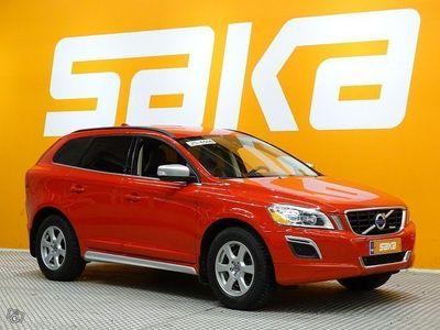 käytetty Volvo XC60 D5 AWD R-Design Business aut ** Webasto ajastimella / Akt.kaarreajovalot / Nahkasisusta / Bluetooth