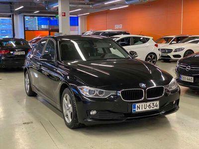 käytetty BMW 316 TwinPower Turbo F30 Sedan ** Suomiauto / LED / Ohjauspyörän lämmitys **