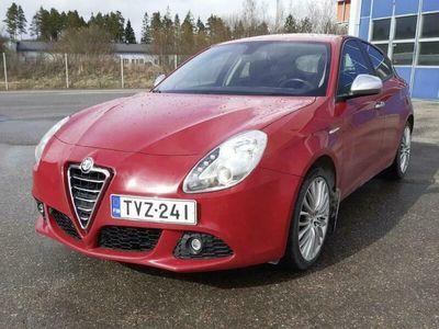 käytetty Alfa Romeo Giulietta 1,4 T-jet 120hv Speciale # Aja Räikkösen kanssa samassa tallissa # Tulossa #