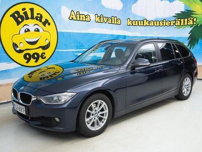 käytetty BMW 316 316 F31 Touring d TwinPower Turbo A Summer Edition - **JUURI HUOLLETTU KETJU** - *NYT ON OSTAJAN MARK