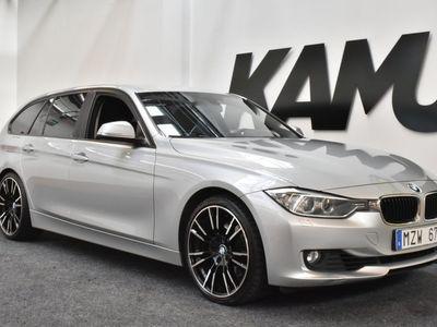 käytetty BMW 330 d | 2x-renkaat | Keyless | 258hv | ISOFIX | Perutuskamera | Parkkitutka