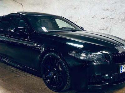 käytetty BMW M5 i A F10 Sedan +700 HV! M Drivers package! HUD! H&R! Pronavi! Luukku! RPI putkisto! Ym. *Jopa ilman käsirahaa!*