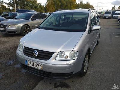 käytetty VW Touran