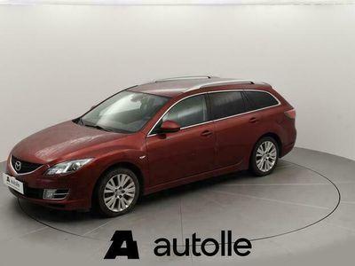 käytetty Mazda 6 *POISTOAUTO* Sport Wagon 1,8 5MT 5ov WB2 Elegance Business, Rahoituksella!