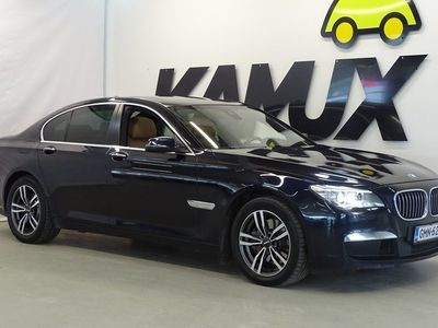 käytetty BMW 730 730 F01 Sedan d TwinPower Turbo A xDrive