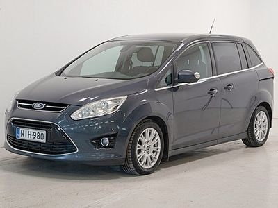 käytetty Ford Grand C-Max 2,0 TDCi 140 hv PowerShift autom. Titanium A6 5-ovinen