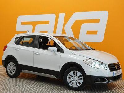 käytetty Suzuki SX4 S-Cross 1,6 VVT 4WD GLX 5MT ** Suomi-auto / Xenon-valot / Tutkat / Cruise **