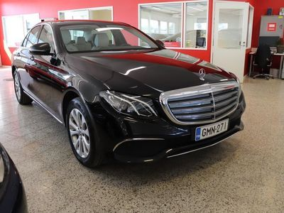 käytetty Mercedes E200 A Premium Business