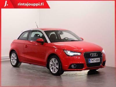 käytetty Audi A1 Compact Coupé Ambition 1,4 TFSI 119g S tronic Start-Stop *** ., J. kotiintoimitus