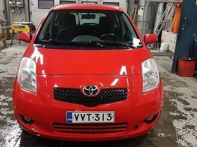 käytetty Toyota Yaris 2008