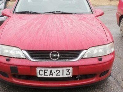 käytetty Opel Vectra 2.0 Diesel farmari pakettiauto vm.2000