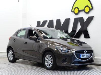 käytetty Mazda 2 5HB 1,5 (75) SKYACTIV-G Active 5MT AK1 / Ilmastointi / Vakionopeudensäädin / Suomi-auto